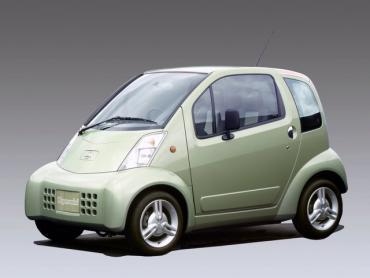 Nissan Hypermini 1999 2001 Хэтчбек 3 дв.