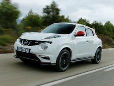 Nissan Juke Nismo I