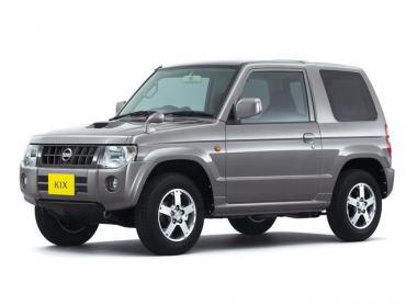Nissan Kix 2008 2012 Внедорожник 3 дв.