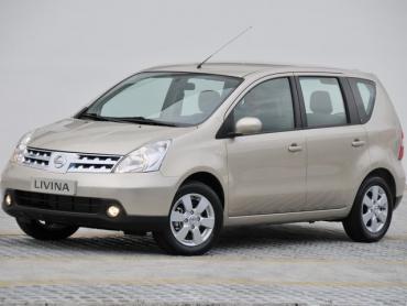 Nissan Livina I Минивэн