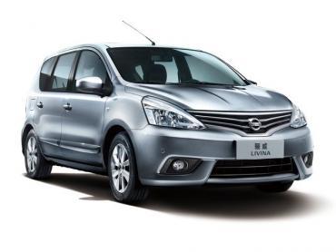 Nissan Livina II Минивэн