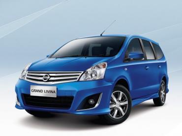 Nissan Livina II Минивэн Grand