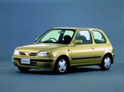 Nissan March II (K11) Хэтчбек 3дв.