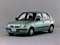 Nissan March II (K11) Хэтчбек 5дв.