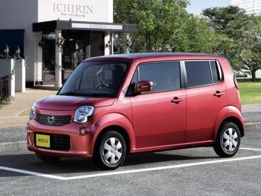 Nissan Moco III Хэтчбек 5 дв.