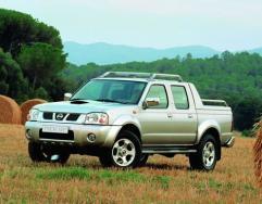 Nissan Navara (Frontier) II (D22) Пикап Двойная кабина