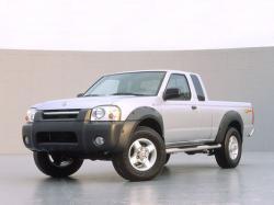 Nissan Navara (Frontier) II (D22) Пикап Полуторная кабина