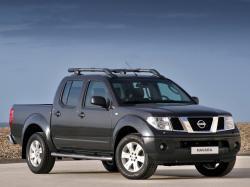 Nissan Navara (Frontier) III (D40) Пикап Двойная кабина
