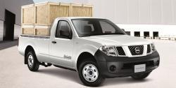 Nissan Navara (Frontier) III (D40) Рестайлинг Пикап Одинарная кабина