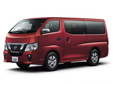 Nissan NV350 Caravan I рестайлинг Минивэн