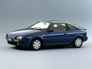 Nissan NX Coupe 1990 1994 Тарга