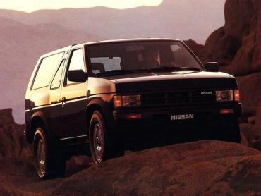 Nissan Pathfinder wd21 Внедорожник 3 дв.