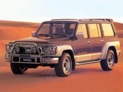 Nissan Patrol IV (Y60) Внедорожник 5дв.