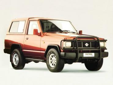 Nissan Patrol k160 Внедорожник 3 дв.