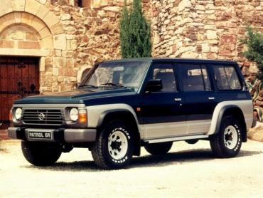 Nissan Patrol y60 Внедорожник 5 дв.