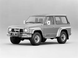 Nissan Safari IV (Y60) Внедорожник 3дв.