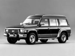 Nissan Safari IV (Y60) Внедорожник 5дв.