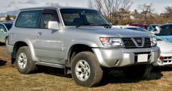 Nissan Safari V (Y61) Внедорожник 3дв.