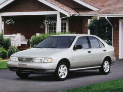 Nissan Sentra IV (B14)