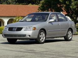 Nissan Sentra V (B15)