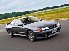 Nissan Skyline VIII (R32) Купе