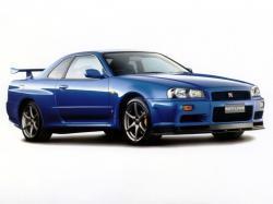 Nissan Skyline X (R34) Купе