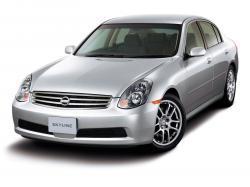 Nissan Skyline XI (V35) Седан