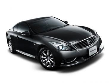 Nissan Skyline XII (V36) рестайлинг Купе