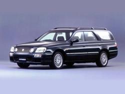 Nissan Stagea I