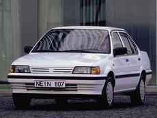 Nissan Sunny N13 Седан