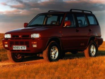Nissan Terrano II Внедорожник 5 дв.