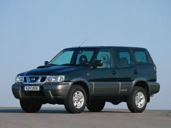Nissan Terrano II Внедорожник 5дв.