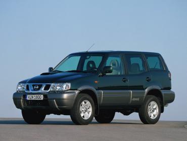 Nissan Terrano II Рестайлинг Внедорожник 5 дв.