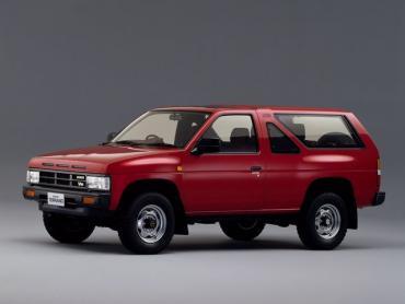 Nissan Terrano wd21 Внедорожник 3 дв.