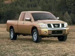 Nissan Titan Пикап Полуторная кабина