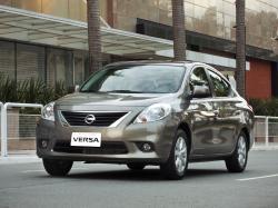 Nissan Versa II
