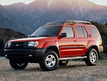 Nissan Xterra wd22 Внедорожник 5 дв.