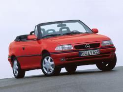 Opel Astra F Кабриолет