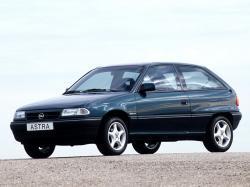 Opel Astra F Хэтчбек 3дв.