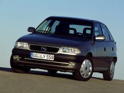 Opel Astra F Хэтчбек 5дв.
