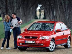 Opel Astra G Хэтчбек 3дв.