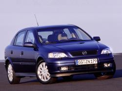 Opel Astra G Хэтчбек 5дв.
