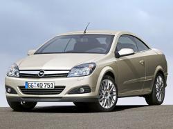 Opel Astra H Кабриолет