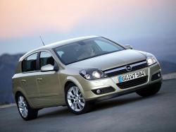 Opel Astra H Хэтчбек 5дв.