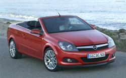 Opel Astra H Рестайлинг Кабриолет