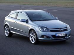 Opel Astra H Рестайлинг Хэтчбек 3дв.