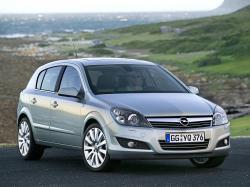 Opel Astra H Рестайлинг Хэтчбек 5дв.