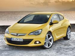 Opel Astra J Рестайлинг Хэтчбек 3дв.