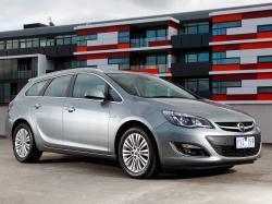 Opel Astra J Рестайлинг Универсал 5дв.