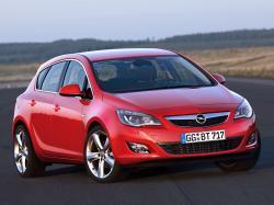 Opel Astra J Хэтчбек 5дв.